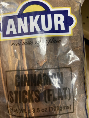 Ankur Cinnemon Stick Flat 100g