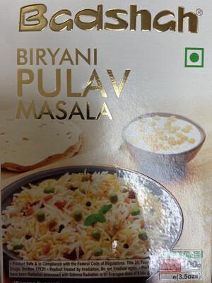 BIRYANI PULAV MASALA BADSHAH