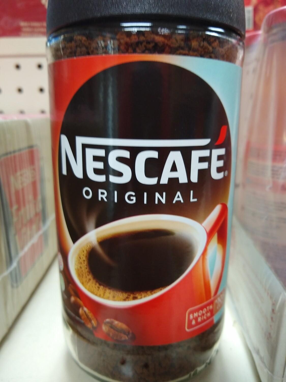 Nescafe Original Coffee 210g