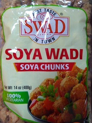 Swad Soya Chunks 400g