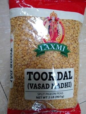 Laxmi Toor Dal 2lb