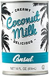 Coconut Milk 14Oz Consul