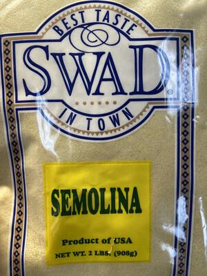 SEMOLINA FLOUR SWAD 2LB