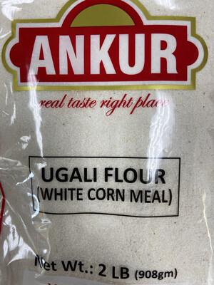 ANKUR UGALI FLOUR 2LB (WHITE CORN)