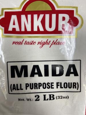 MAIDA FLOUR ANKUR 2LB