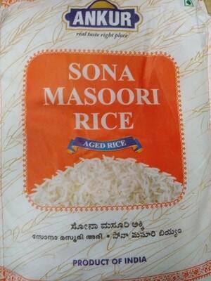 Ankur Sona Masoori 20LB