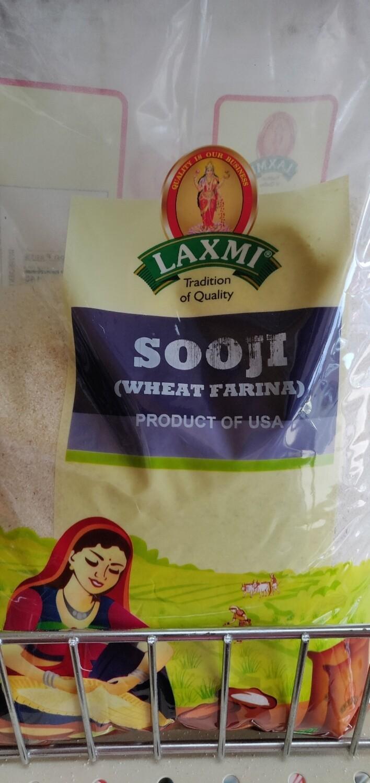 Laxmi Sooji Wheat Farina 4Lb