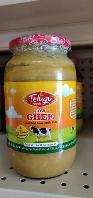 Telugu Cow Ghee 820g