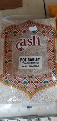 Asli Pot Barley 2Lb