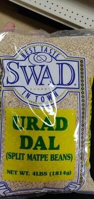 Swad Urad Dal 4lb