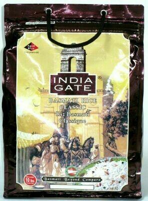 Indiagate Classic Basmati Rice 10lb