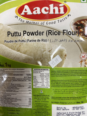 Aachi Puttu Powder 1kg
