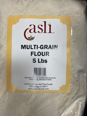Asli Multi Gain flour 5Lb