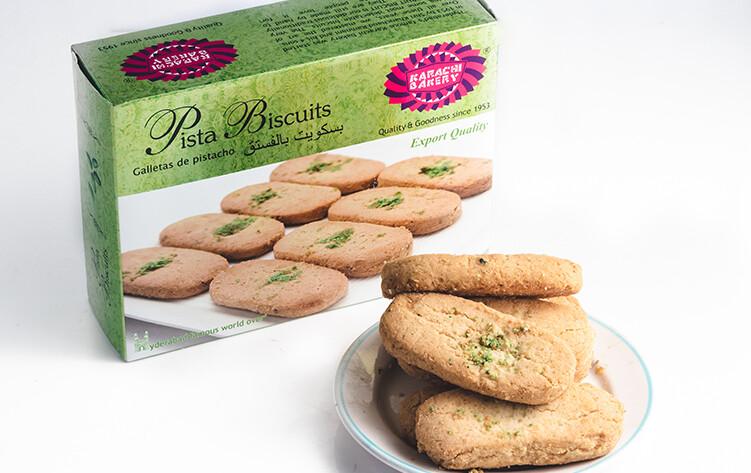 Karachi Bakery Pista Biscuits 400g