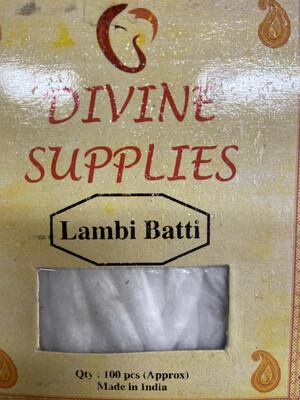 LAMBI BATTI DIVINE SUPP