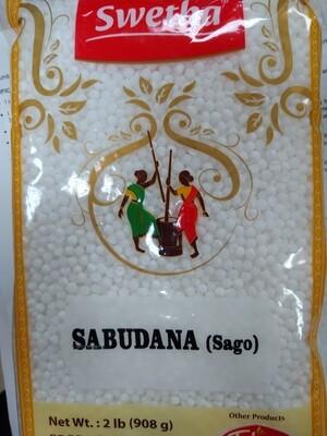 Swetha Sabudana (Sago) 2lb