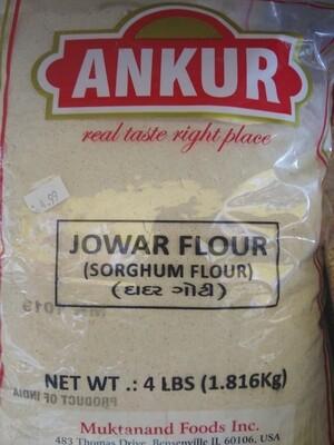 Ankur Jowar Flour 4LB