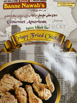 Banne Nawabs Crispy Fried Chicken 120g