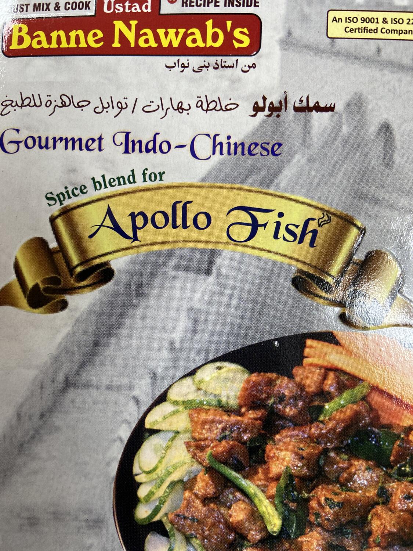 APOLLO FISH MASALA