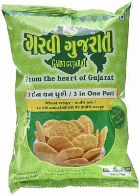 Garvi Gujarat 3 In 1 Puri 285g