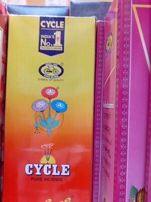 Cycle Pure Incense Three In One