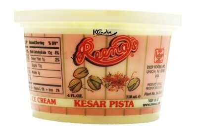 KESAR PISTA ICE CREAM REENA