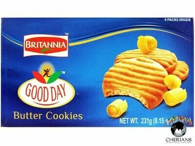Britannia Good Day 231g