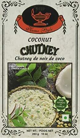 COCONUT CHUTNEY DEEP Frz