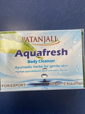 Patanjali Aquafresh Body Cleanser 75g