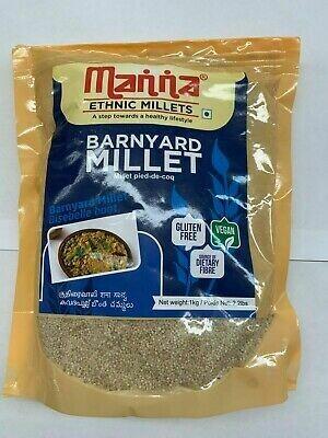MANNA BARNYARD MILLET 2.2LB