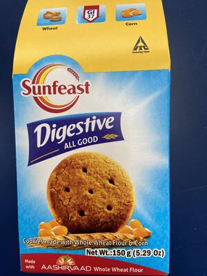 Sunfeast Digestive Cookies 150gm