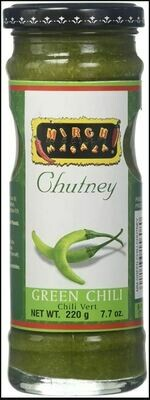 MM GREEN CHILI CHUTNEY 7.7oz