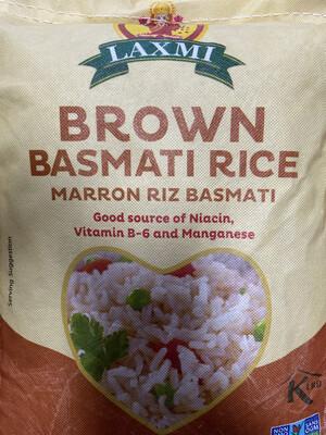 Laxmi Basmati Brown Rice 10lb