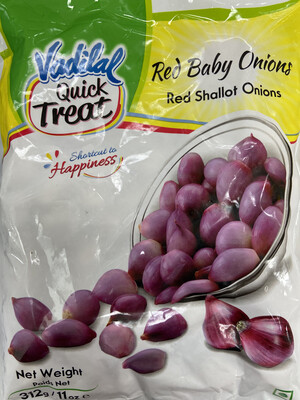 Vadilal Red Baby Onions 312g