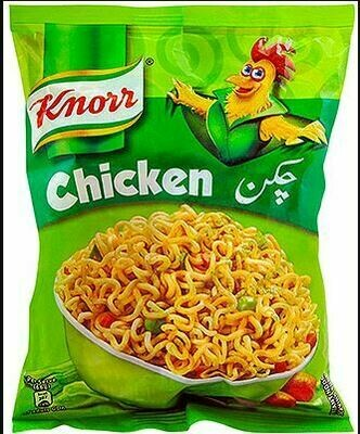 Knorr Chicken Flavored Instant Noodles 66g