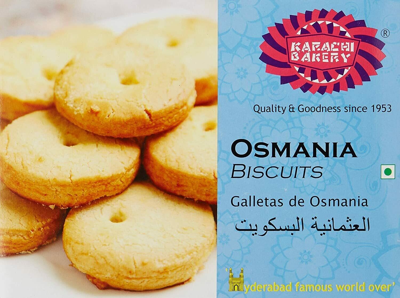 Karachi Osmania Biscuits 400g