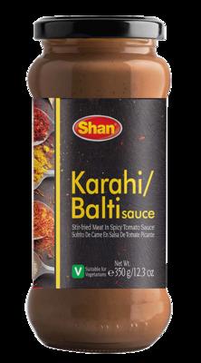 KARAHI BALTI SAUCE 350GM SHAN