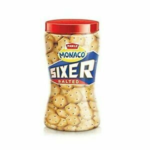 Parle Monaco Sixer Salted 200g