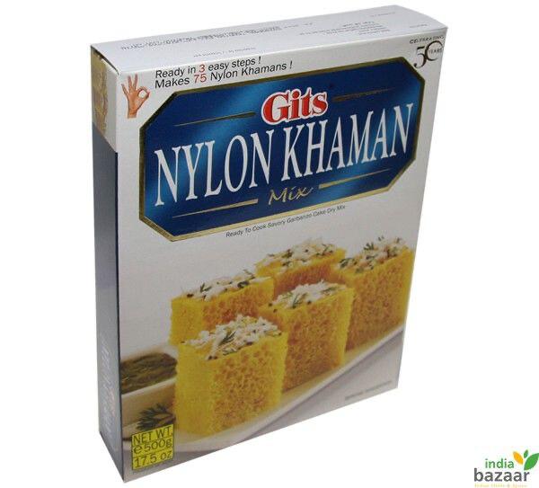 GITS NYLON KHAMAN 180g