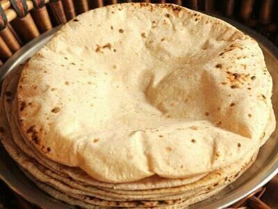 Fresh Chapati -10pc