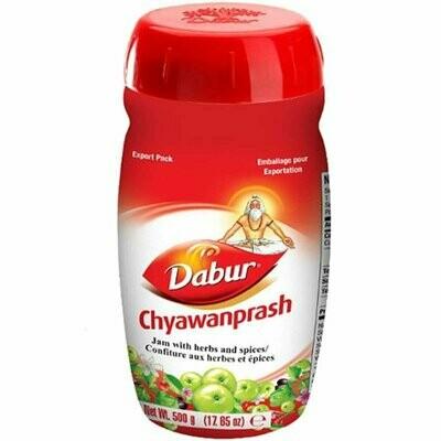Dabur CHYAWANPRASH 500gm (Jam With Herbs & Spice)
