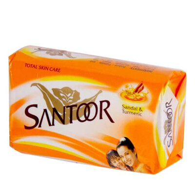 Santoor Sandal Soap 150gm