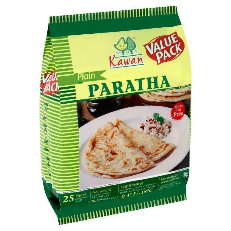 Kawan Plain Paratha 25pc
