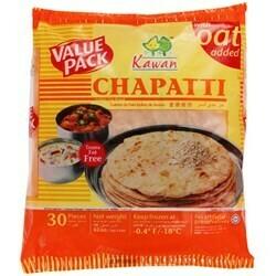 Kawan Oat Chapati VP 30pc