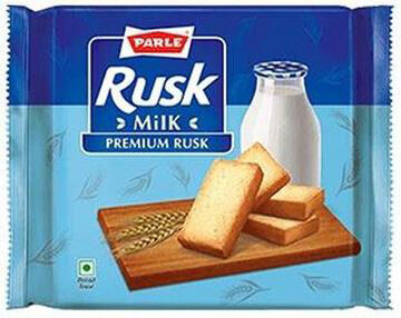Parle Milk Rusk 182g