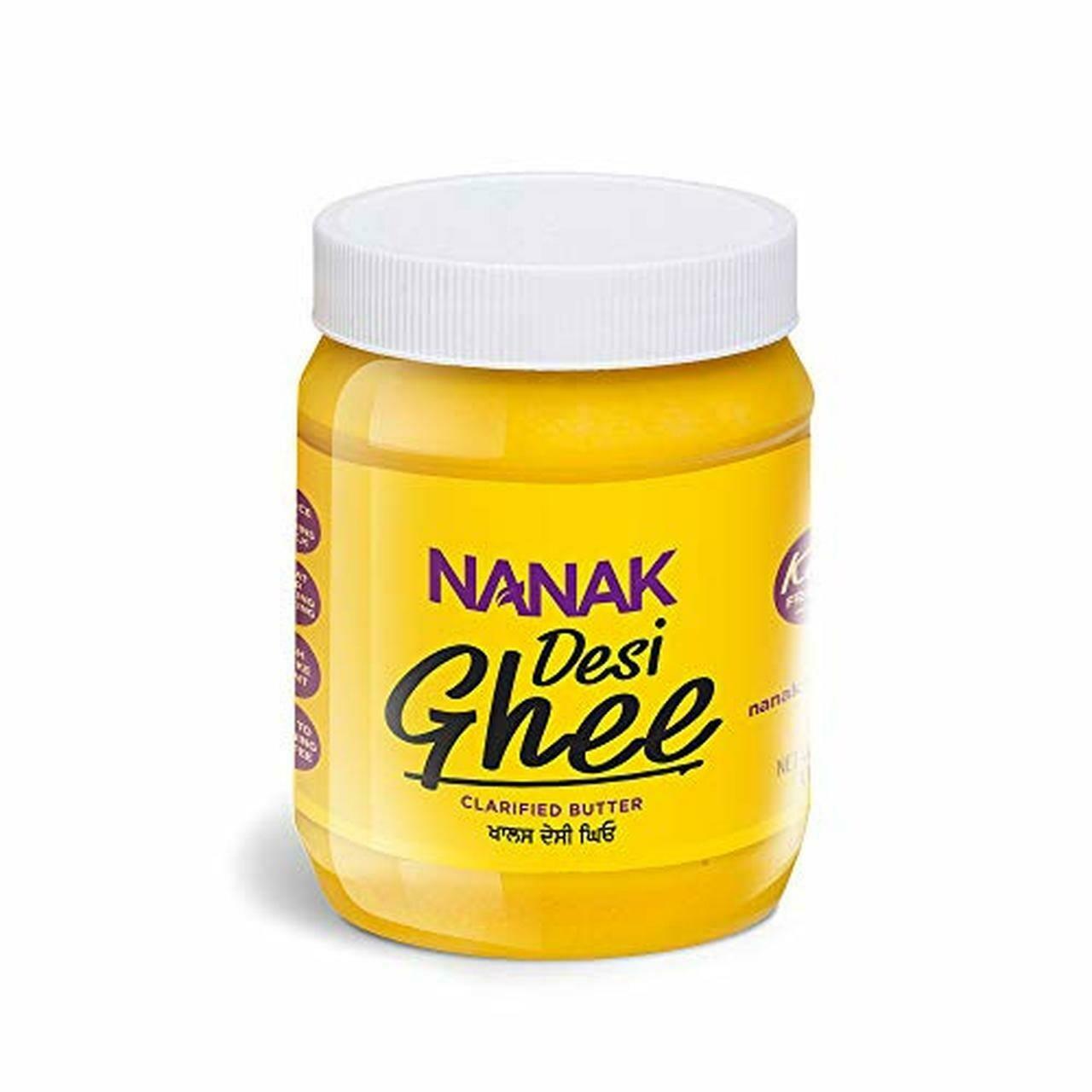 DESI GHEE PURE NANAK 400G