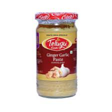 Telugu Ginger Garlic Paste 300gm
