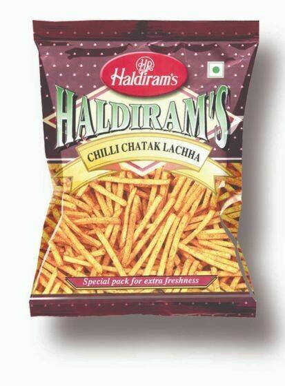 CHILLI CHATAK HALDIRAMS 7OZ