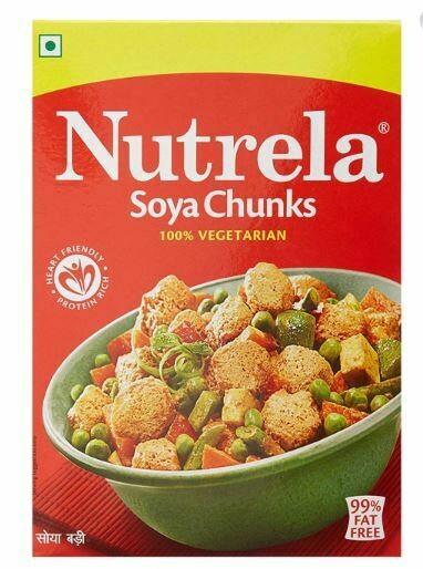 Nutrela Soya Chunks Vegetarian 220g