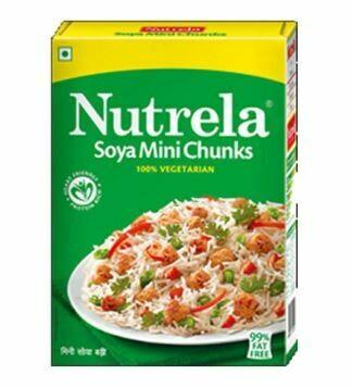 Nutrela Mini Soya Chunks 200g